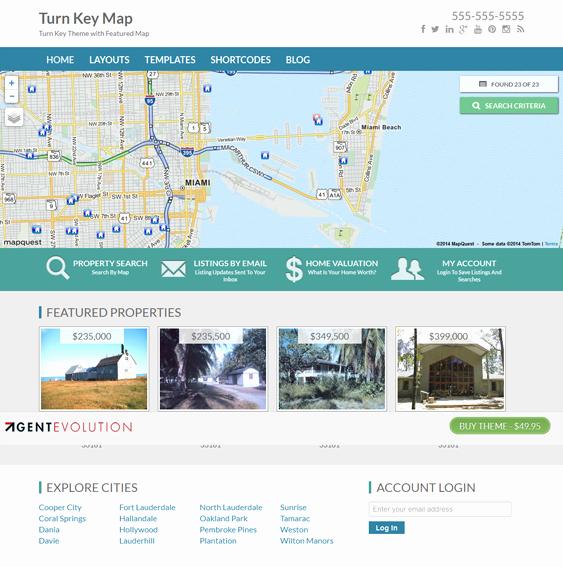 Free Real Estate Wordpress themes Elegant 12 More Of the Best Free & Premium Real Estate Wordpress