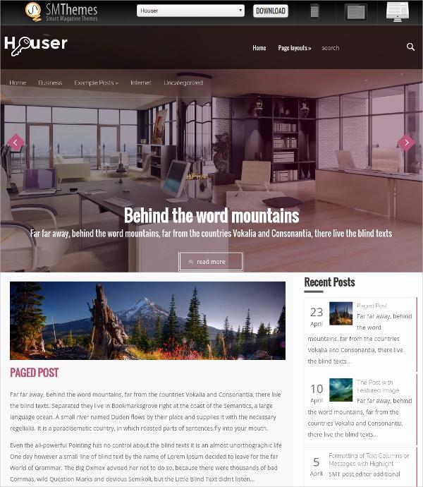 Free Real Estate Wordpress themes Inspirational 15 Free Real Estate Agencies Realtors Wordpress themes
