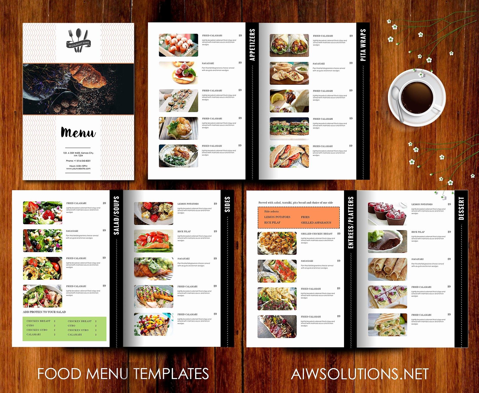 Free Restaurant Menu Templates Beautiful 9 Essential Restaurant Menu Design Tips