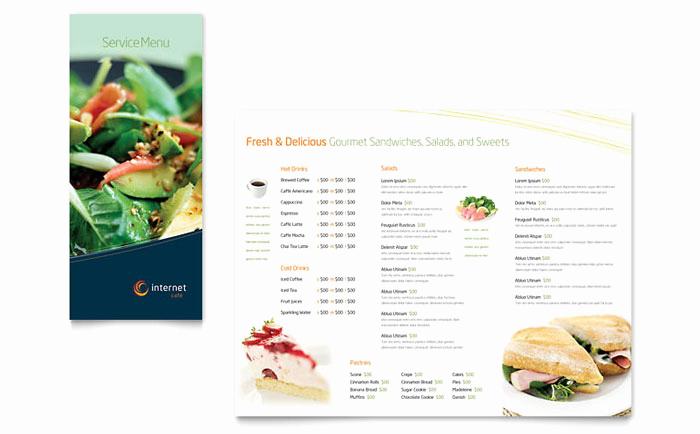 Free Restaurant Menu Templates Fresh Free Restaurant Menu Template Download Free Sample Layouts