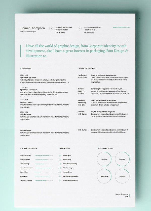 Free Resume Templates for Mac Luxury 18 Mac Resume Template Free Download