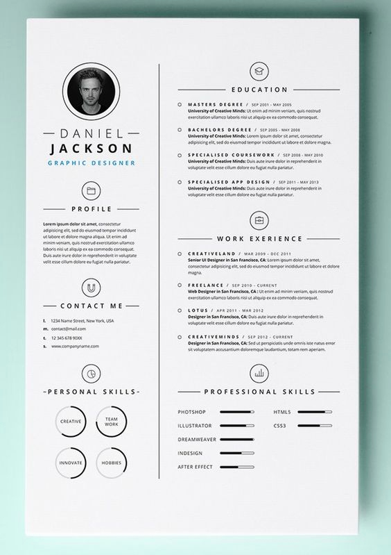 Free Resume Templates for Mac Luxury 30 Resume Templates for Mac Free Word Documents