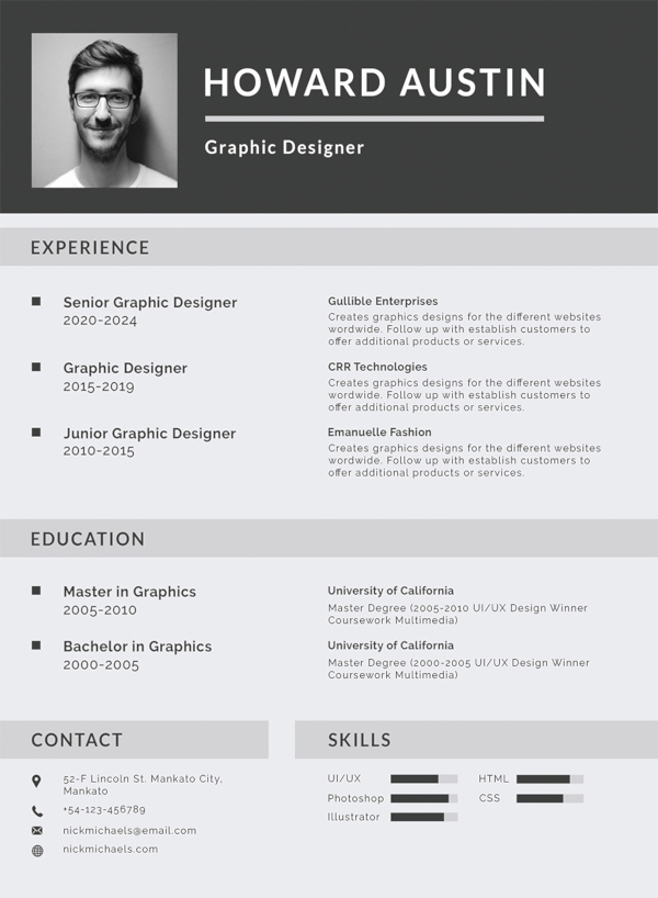Free Resume Templates Pdf Awesome 49 Best Resume formats Pdf Doc