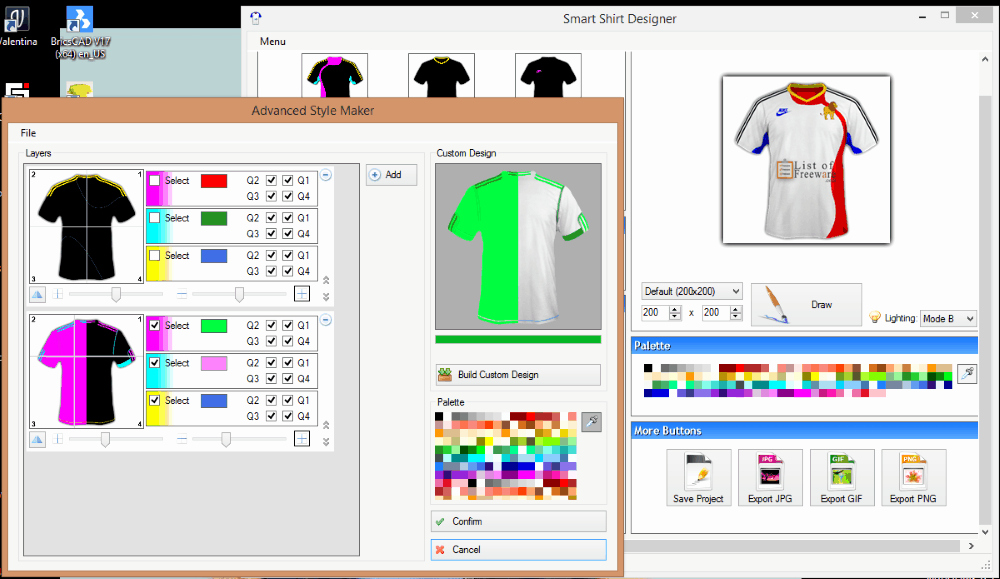 Free T Shirt Design software Luxury 6 Best Free T Shirt Design software for Windows