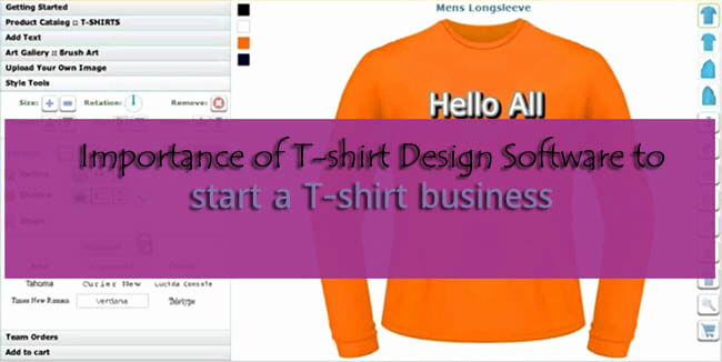 Free T Shirt Design software Luxury Importance Of T Shirt Design software to Start A T Shirt