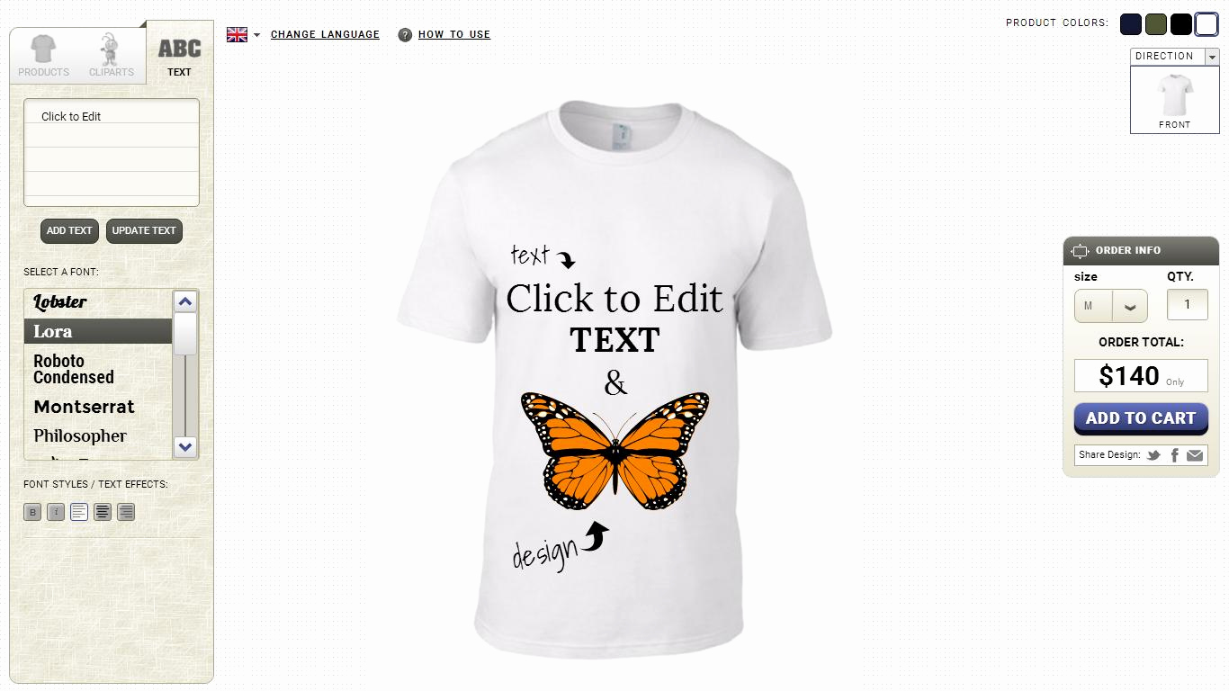 Free T Shirt Design software New Line T Shirt Design software Download by Inkyrobo at E
