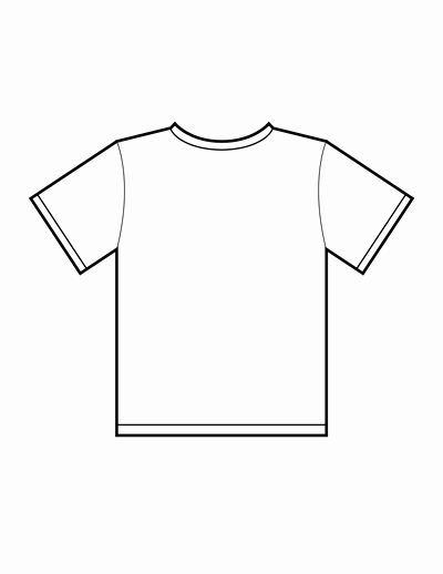 Free T Shirt Template Best Of Free T Shirt Template Printable Download Free Clip Art