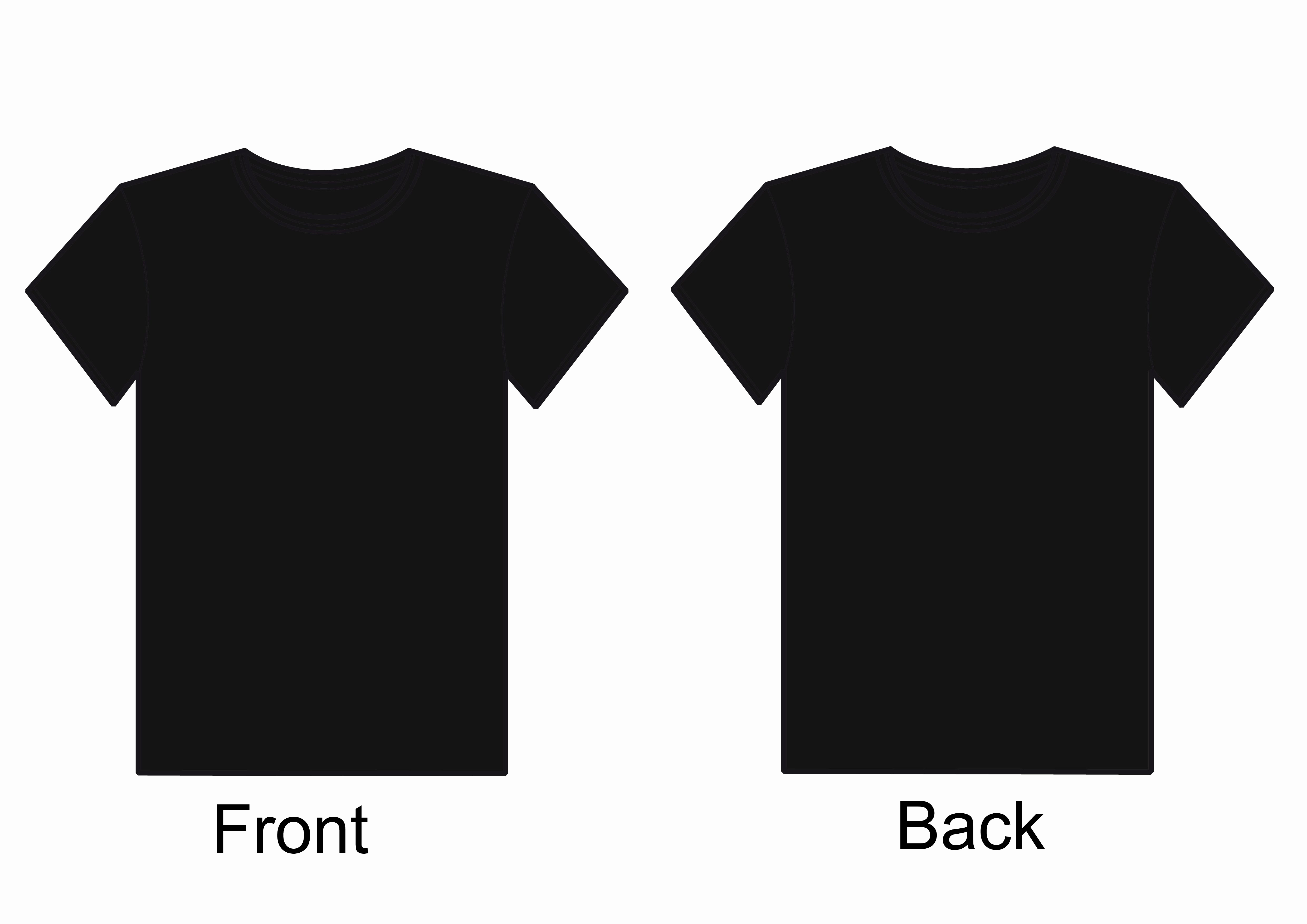 Free T Shirt Template Best Of What is T Shirt Template