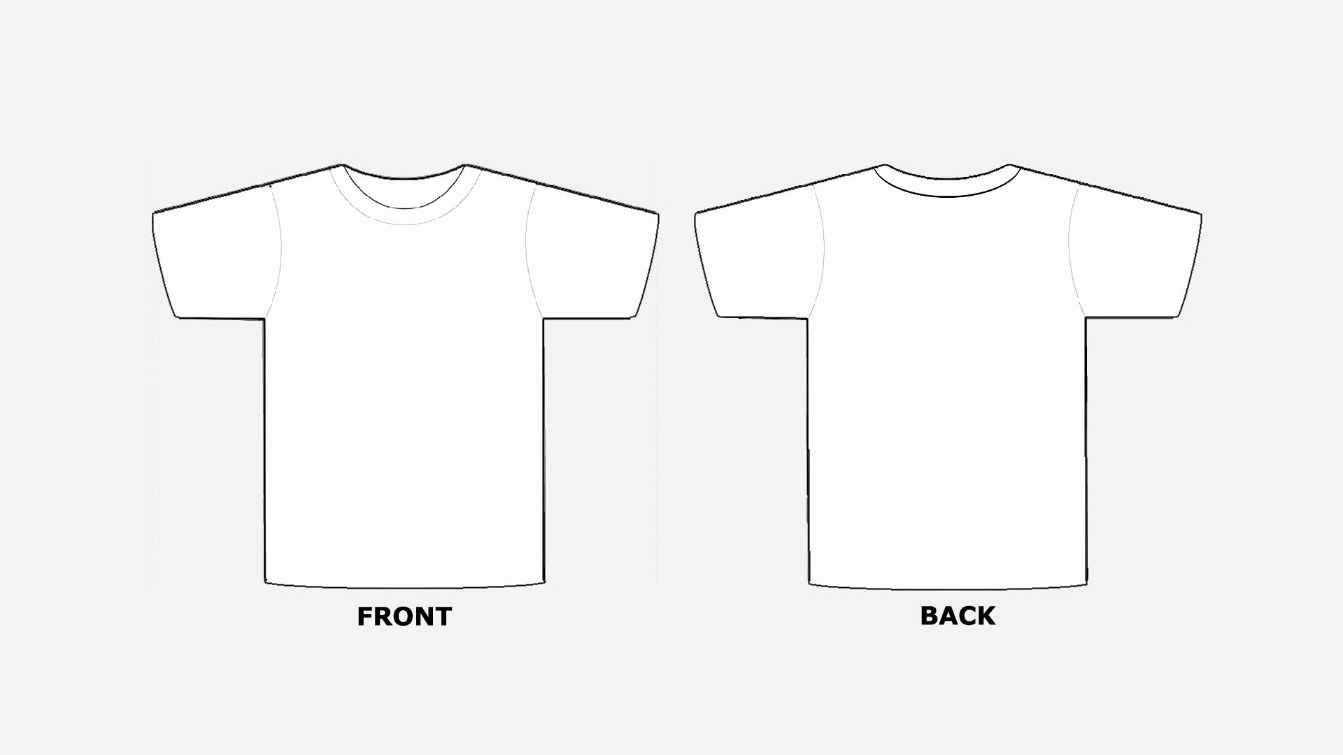 Free T Shirt Template Elegant Blank Tshirt Template Printable In Hd Hd Wallpapers