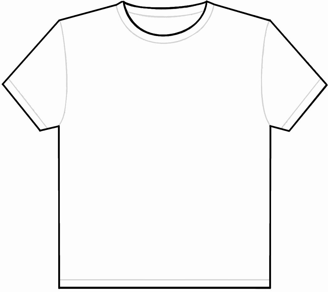 Free T Shirt Template Elegant T Shirt Design Template