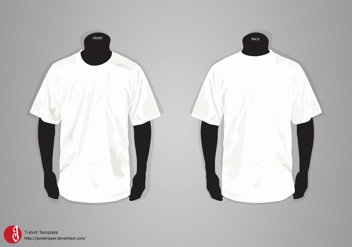 Free T Shirt Template Fresh T Shirt Template Update by Jovdaripper On Deviantart