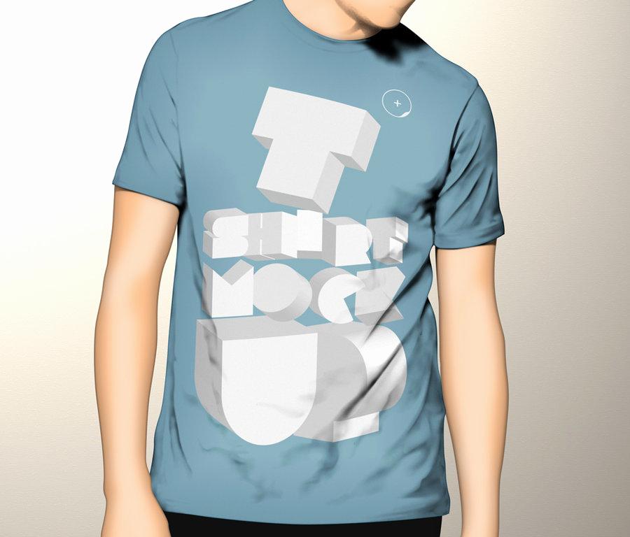 Free T Shirt Template Inspirational Free Tshirt Mockup Template by Pixeden On Deviantart