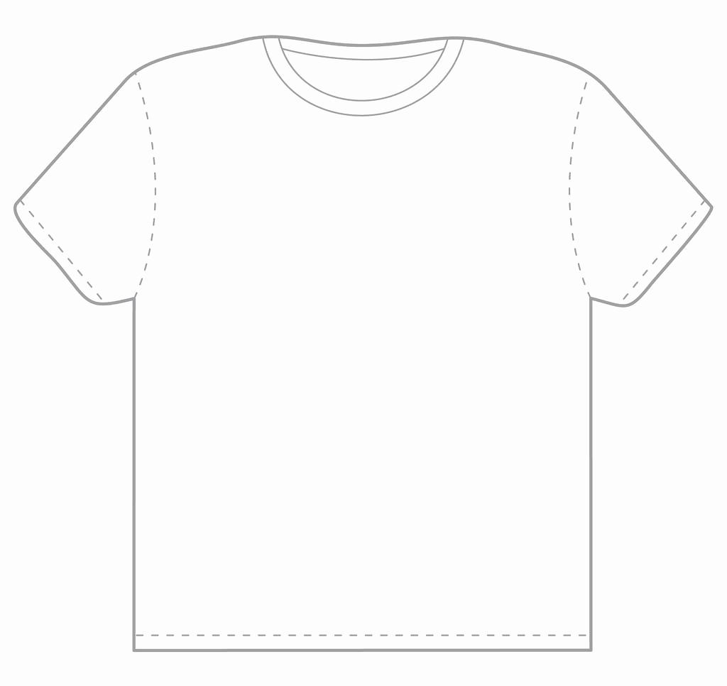 Free T Shirt Template Unique T Shirt Design Template