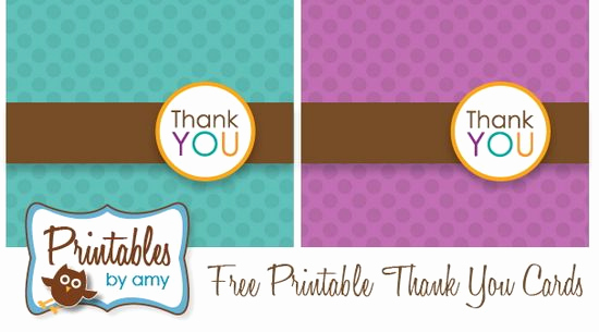Free Thank You Card Template Inspirational 25 Beautiful Printable Thank You Card Templates Xdesigns