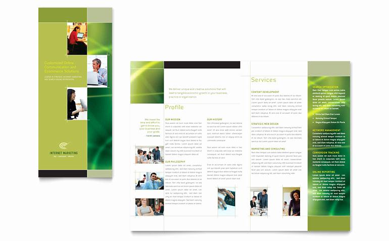 Free Tri Fold Brochure Template Fresh Free Tri Fold Brochure Templates Microsoft Word Csoforum