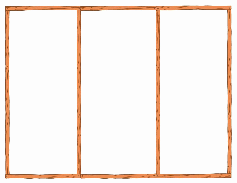 Free Tri Fold Brochure Template Inspirational Blank Tri Fold Brochure Template
