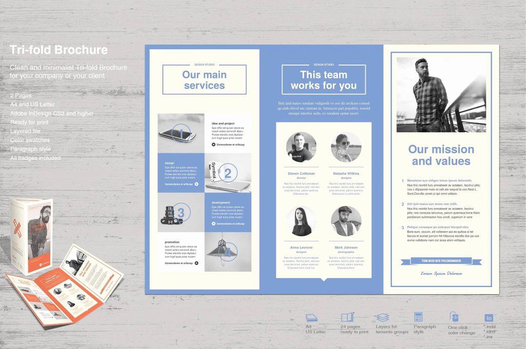 Free Tri Fold Brochure Template Inspirational Microsoft Publisher Brochure Templates Free