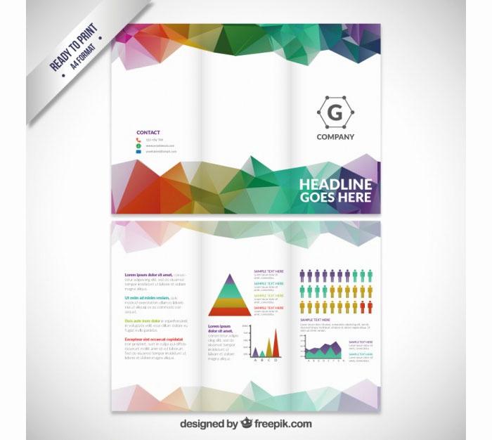 Free Tri Fold Brochure Template Inspirational Tri Fold Brochure Template 20 Free Easy to Customize Designs