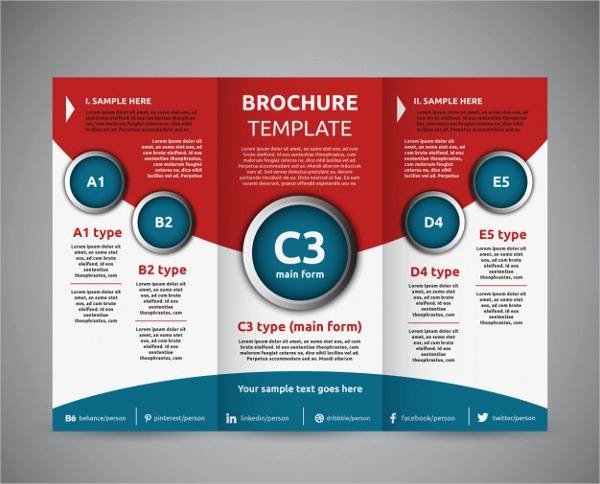 Free Tri Fold Brochure Template Lovely 11 Education Tri Fold Brochures Design Templates