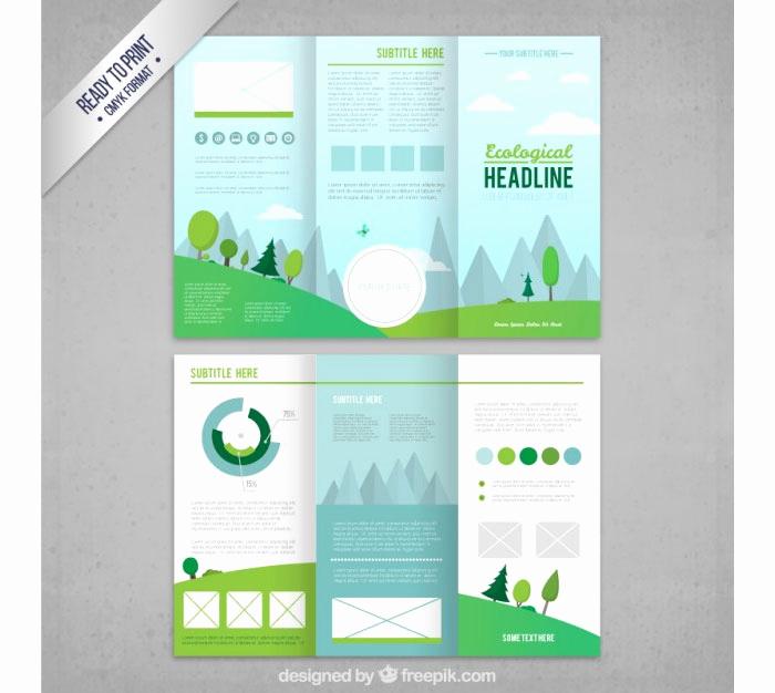 Free Tri Fold Brochure Template Luxury Tri Fold Brochure Template 20 Free Easy to Customize Designs
