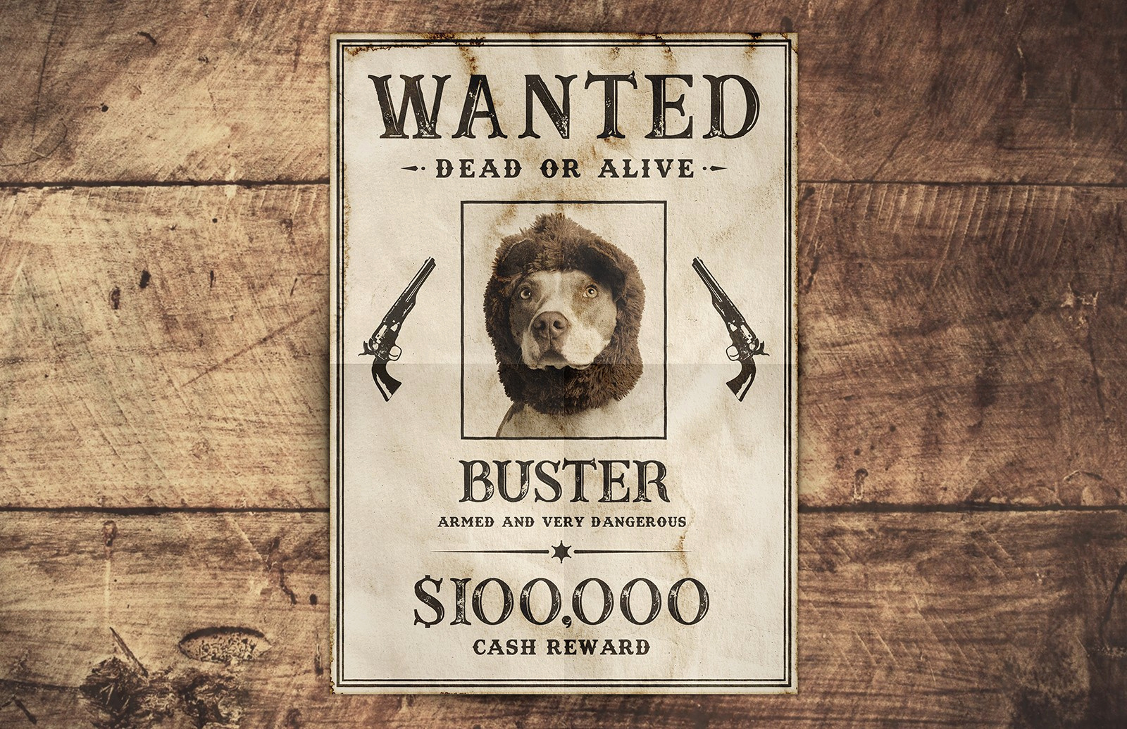 Free Wanted Poster Template Awesome Free Wanted Sign Poster Template — Medialoot