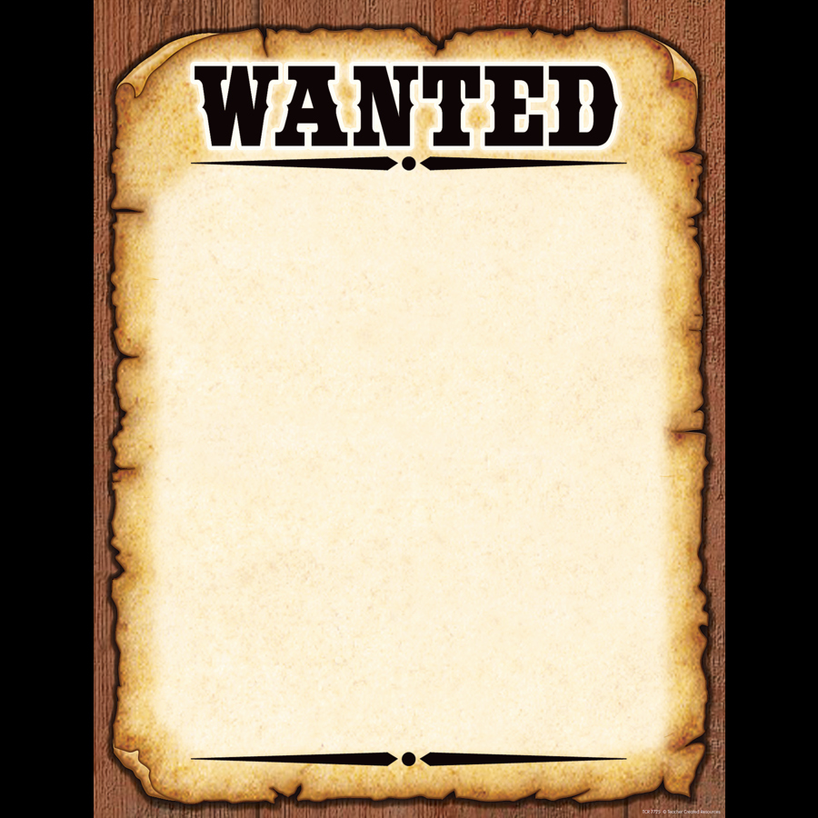 Free Wanted Poster Template Elegant 7 Wanted Poster Templates Excel Pdf formats