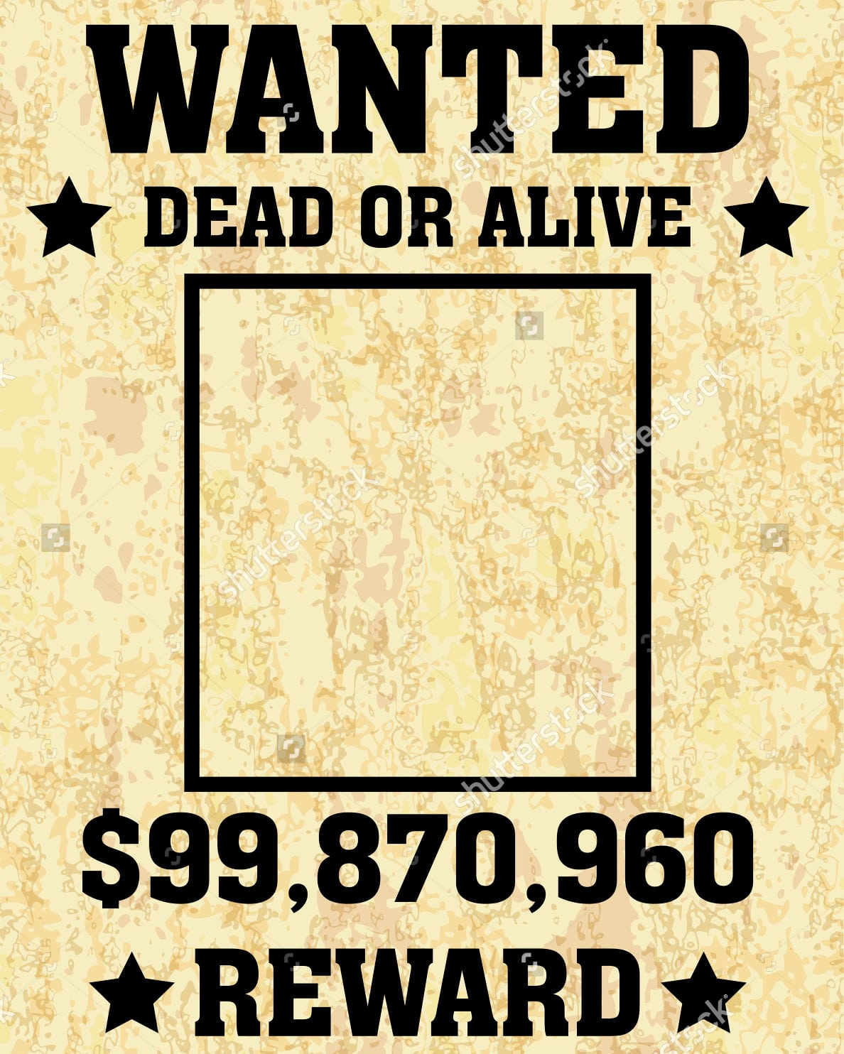 Free Wanted Poster Template Unique 6 Wanted Poster Templates Word Excel Templates