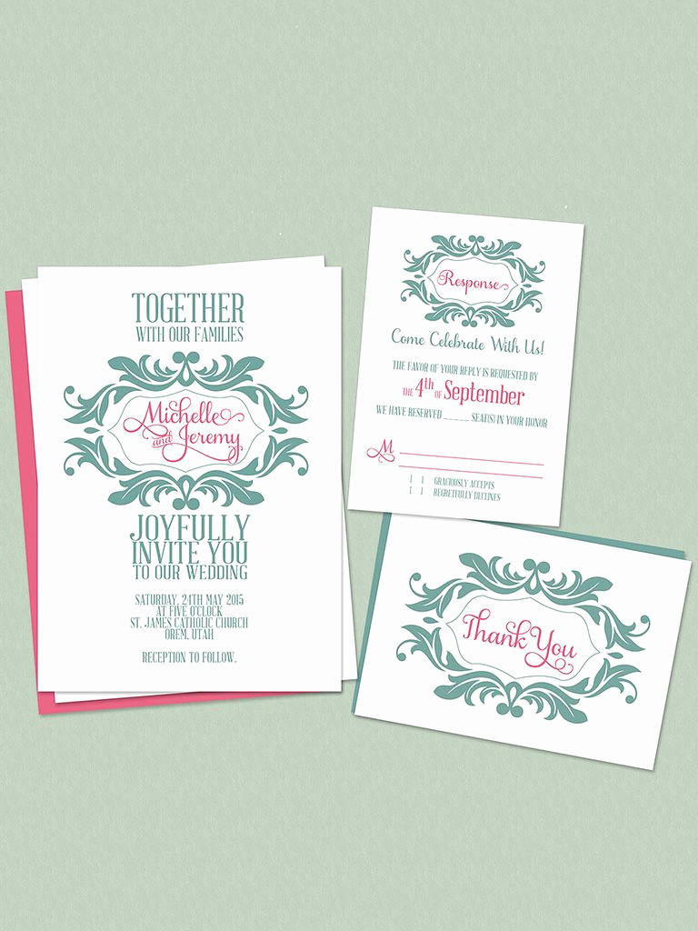 Free Wedding Invitation Printable Templates Best Of 16 Printable Wedding Invitation Templates You Can Diy