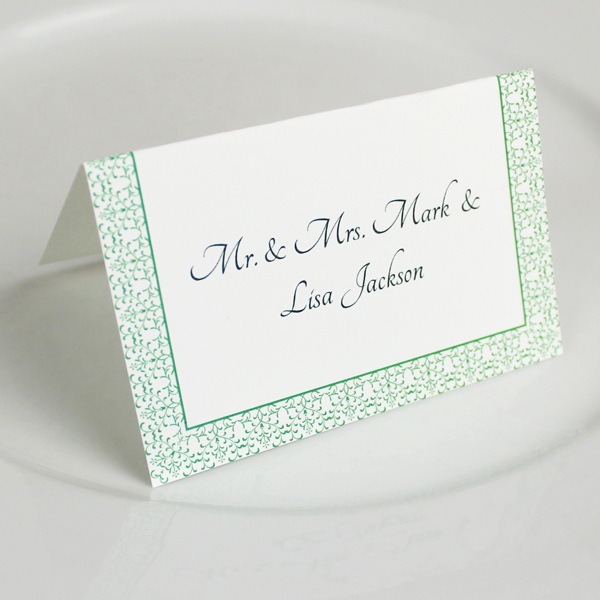 Free Wedding Place Card Template Inspirational Vintage Reception Place Card Template – Download & Print