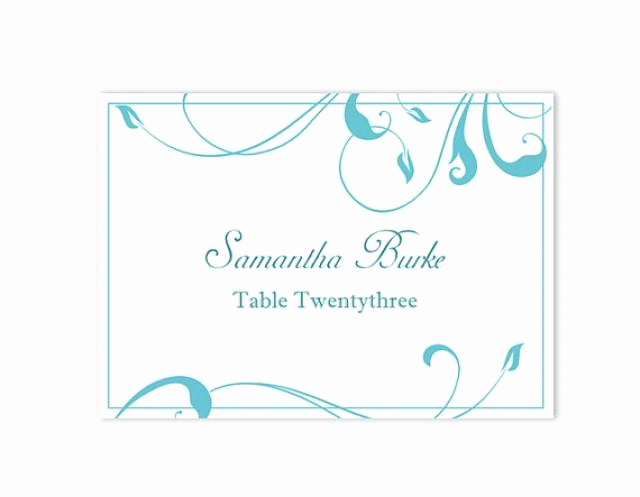 Free Wedding Place Card Template New Place Cards Wedding Place Card Template Diy Editable