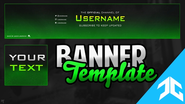 Free Youtube Banner Templates Fresh Banner Templates – 21 Free Psd Ai Vector Eps