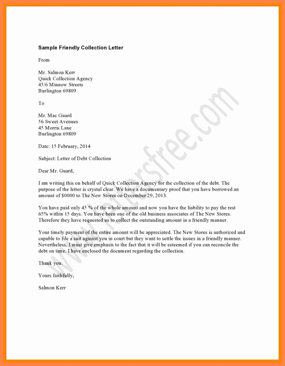 Friendly Payment Reminder Letter Samples Best Of Friendly Payment Reminder Letter Samples Examples