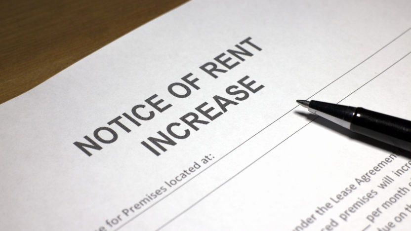 Friendly Rent Increase Letter Fresh Real Estate News Archives
