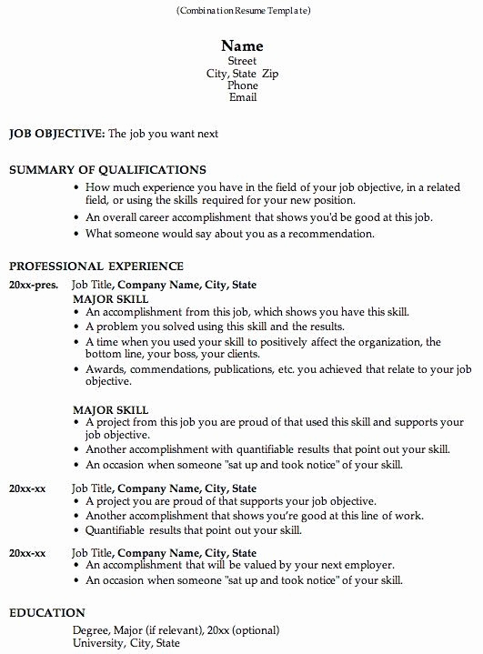 Functional Resume Template Word Best Of 25 Best Ideas About College Resume On Pinterest