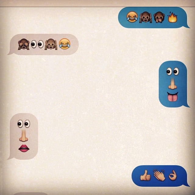 Funny Emoji Texts to Copy Awesome P Funny Emoji Texts