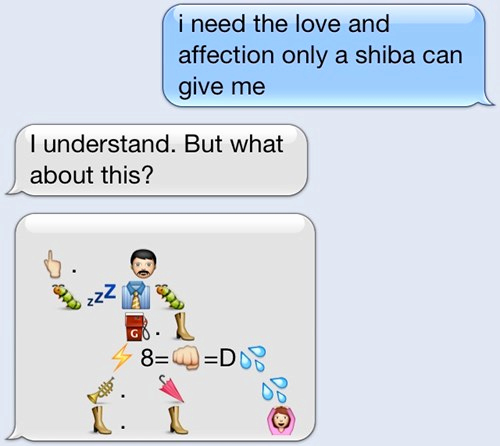 Funny Emoji Texts to Copy Unique the Scariest Iest Emoji Creation Ever Failbook