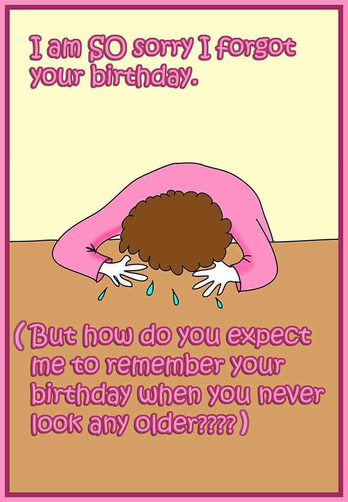 Funny Printable Birthday Cards New Funny Printable Birthday Cards