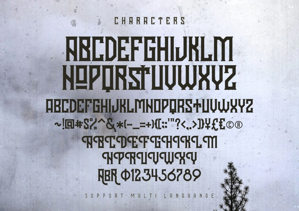 Game Of Thrones Fonts Inspirational Hodor