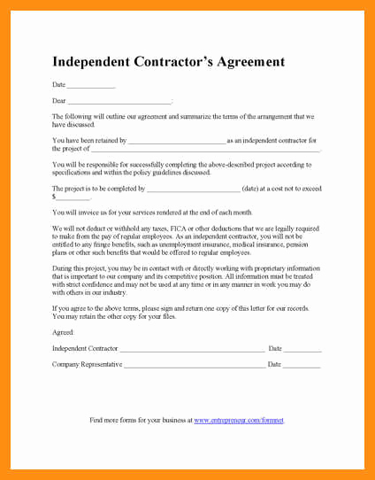General Contractor Contract Template Inspirational 9 10 General Contractors Contract Template