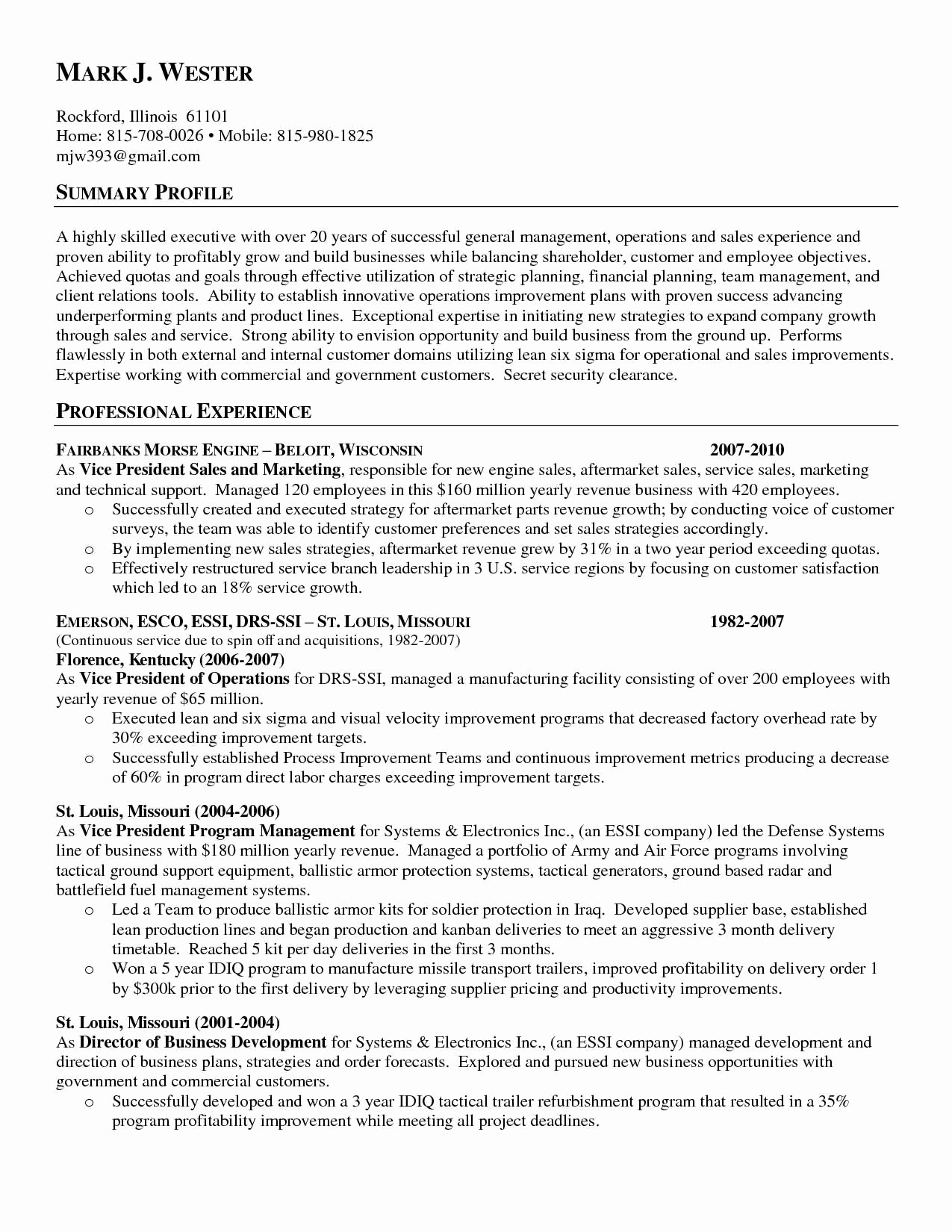 Generic Objective for Resume Elegant 23 Fast General Resume Objective Examples Fo A