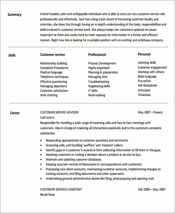 Generic Objective for Resume Fresh 5 Generic Resume Objectives