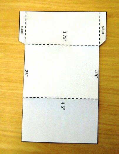 Gift Card Envelope Template Fresh Gift Card Holder Template Bjl Templates