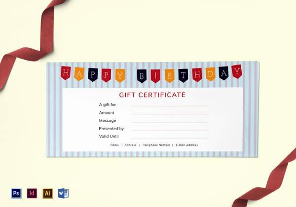 Gift Certificate Template Pdf Best Of Best Gift Certificate Templates 38 Free Word Pdf