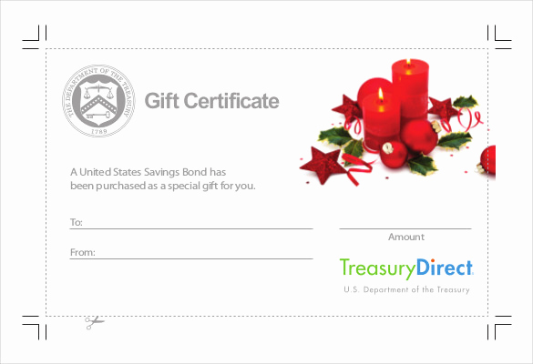 Gift Certificate Template Pdf Unique Holiday Gift Certificate Template – 20 Free Pdf Jpg Psd