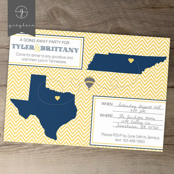 Going Away Party Invitation Fresh 17 Best Images About Going Away Party On Pinterest