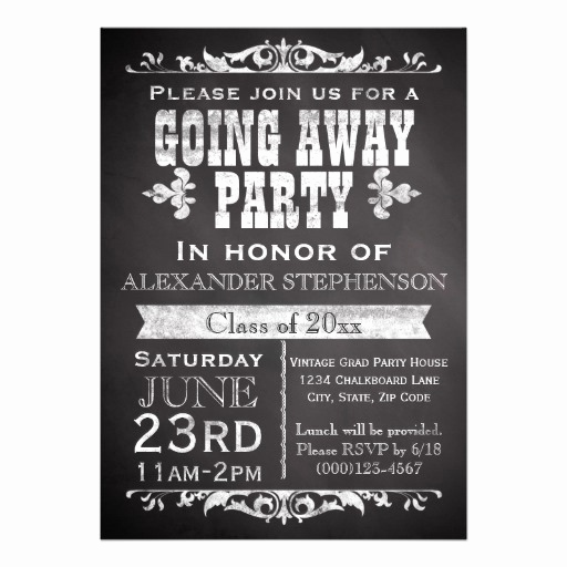 Going Away Party Invitation Fresh Most Popular Farewell Party Invitations