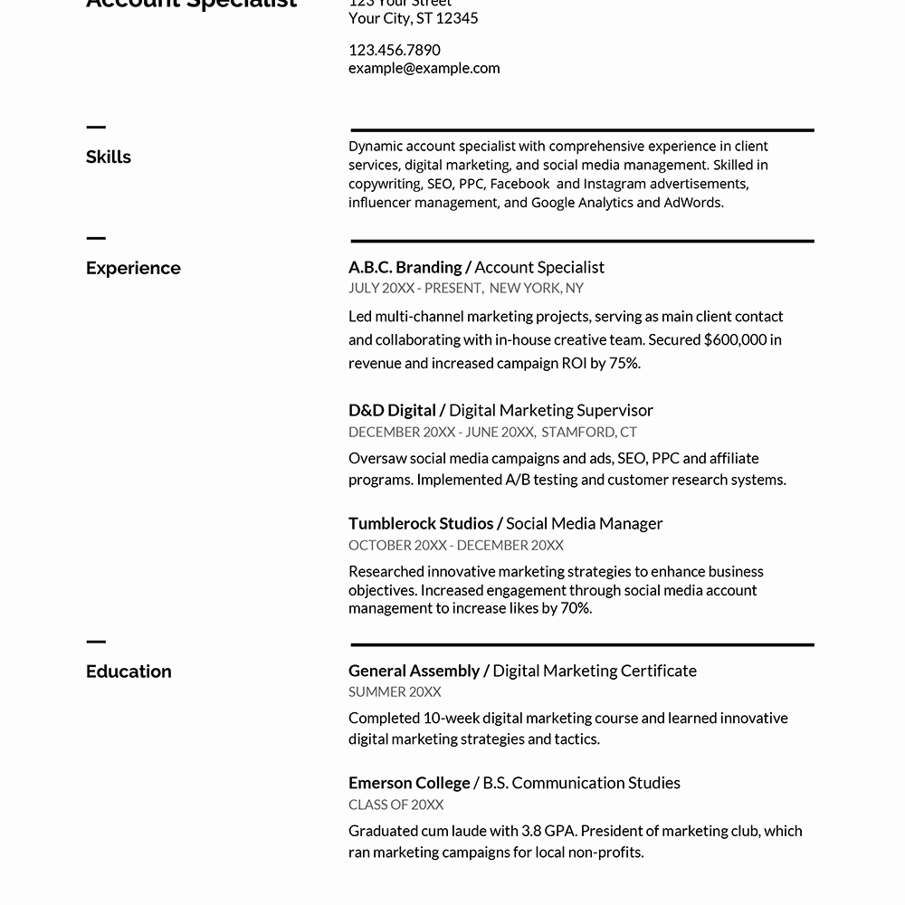 Google Cover Letter Template Best Of Professional Resume Templates From Google Docs