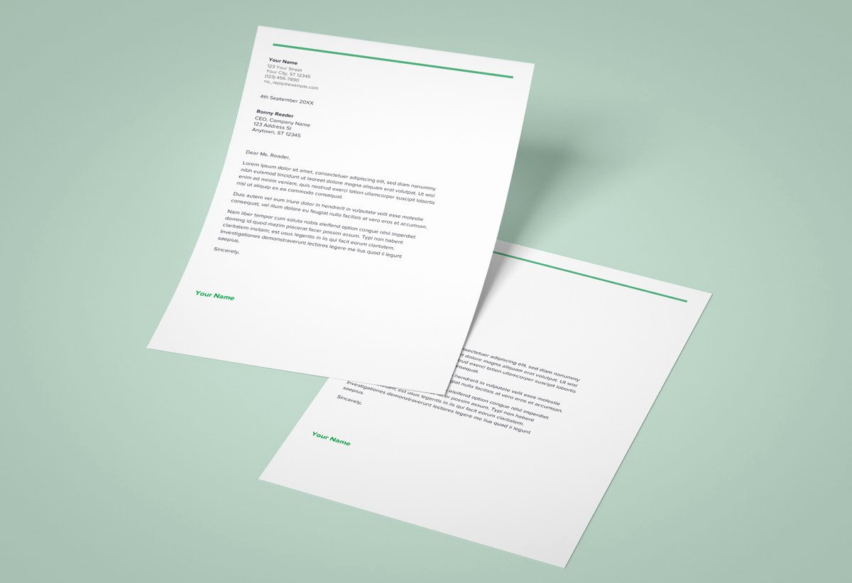 Google Doc Cover Letter Beautiful Google Docs Cover Letter Templates 9 Examples to Download now