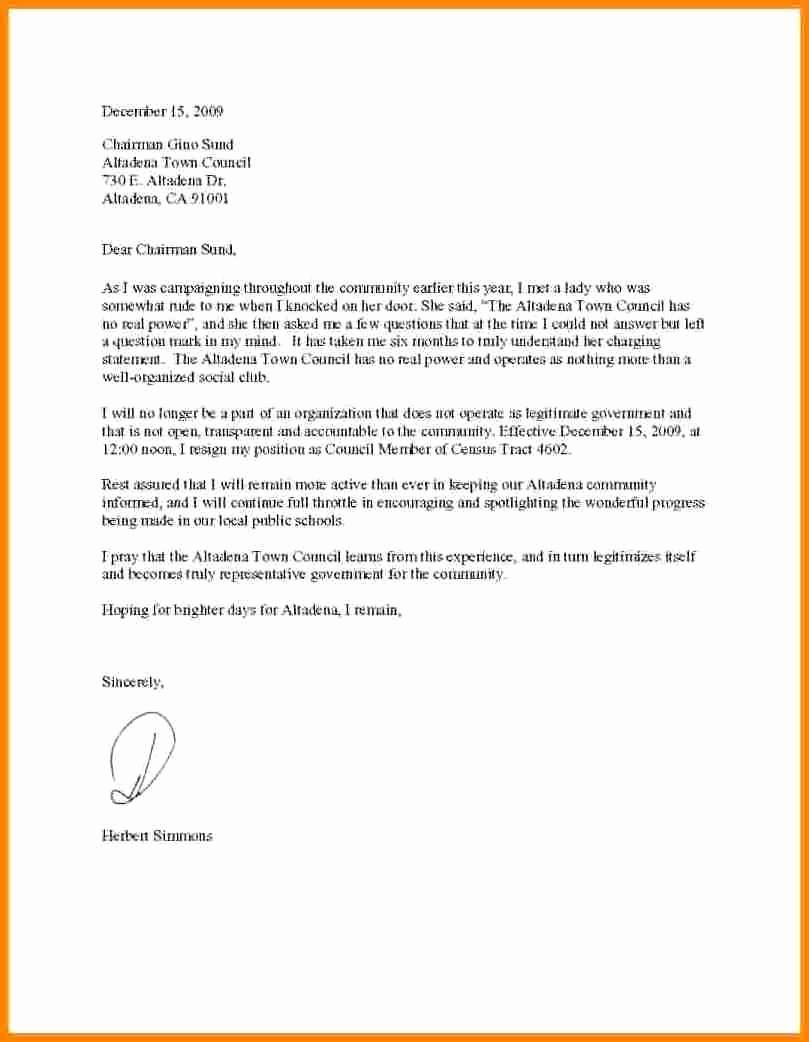 Google Doc Cover Letter Unique 7 Resignation Letter Template Google Docs
