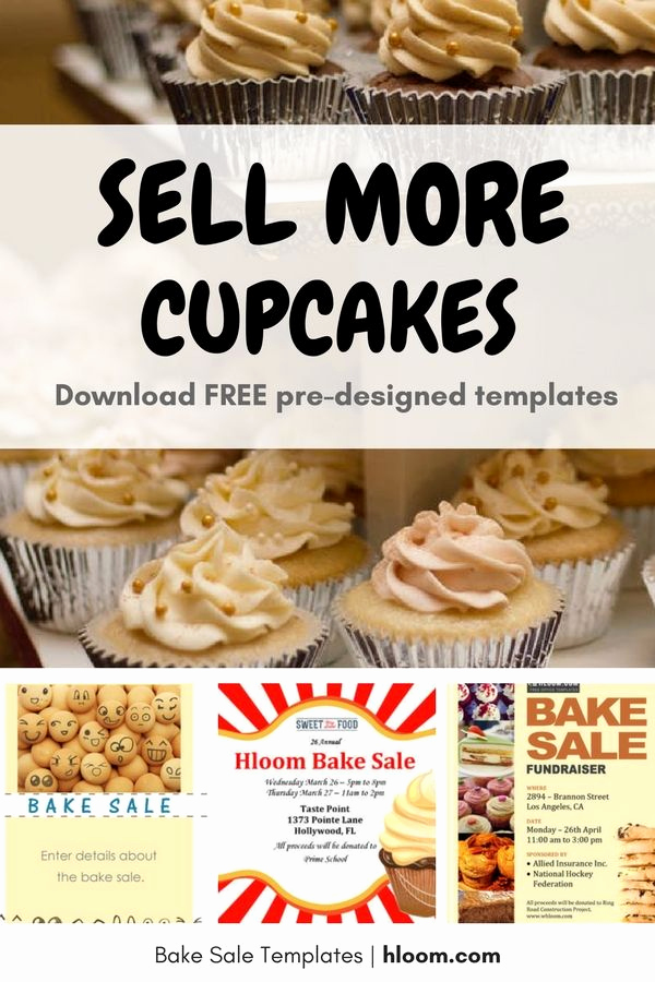 Google Doc Flyer Template New 17 Best Images About Bake Sale Flyers On Pinterest